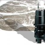 Avløpspumpe kloakkpumpe  U-serie spillvann