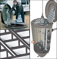 Abs kloakkpumpe