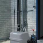 Pumpestasjoner Sanicubic ferdig installert