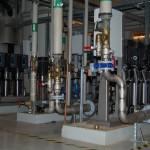 Oslo Pumpeservice. Trykkøkningsanlegg levert og montert Oslo Plaza