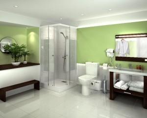 Saniflo kvernepumpe til dusj, toalett og vask